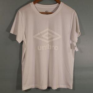 umbro t shirt SZ L